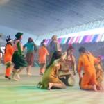 Danza, percusión y karate en la Gala Infantil del Carnaval 2014