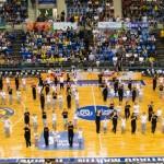 Danza Echeyde ameniza el baloncesto