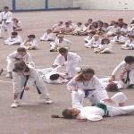 Exhibición de Karate Echeyde III 2014