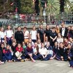 El Club de Danza regresa sano y salvo de Gran Canaria