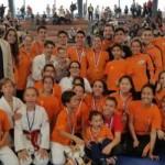 Resultados del Campeonato Karate Tenerife