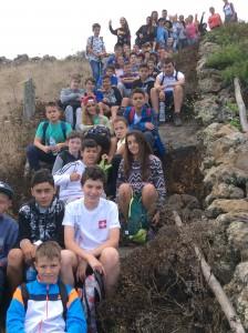 Echeyde II visita la isla de El Hierro