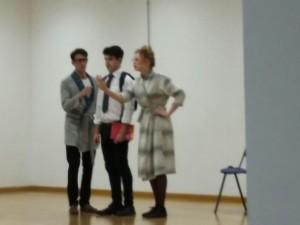 English theatre company