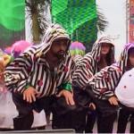 Danza Echeyde participa junto a las agrupaciones coreográficas