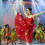 Danza Echeyde prepara el Carnaval