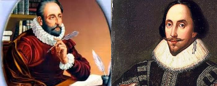 Importancia del libro: Cervantes y Shakespeare cumplen 400 años