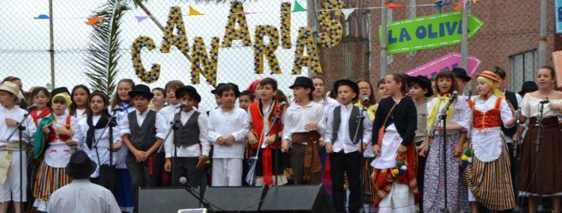 Conmemoramos el Día de la Comunidad de Canarias el viernes 27 de mayo