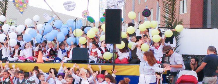 Conmemoramos el Día de Canarias