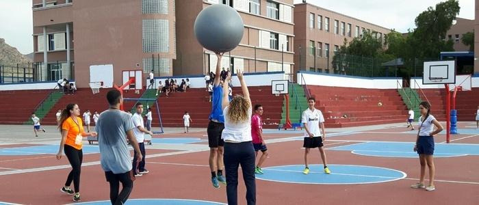 Jornadas deportivas de 4º ESO