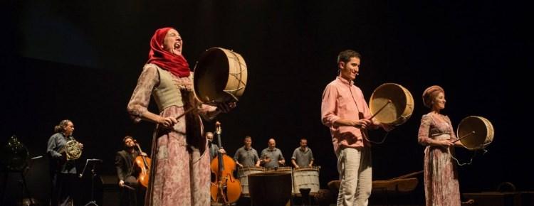Pieles: propuesta vanguardista inspirada en el folclore