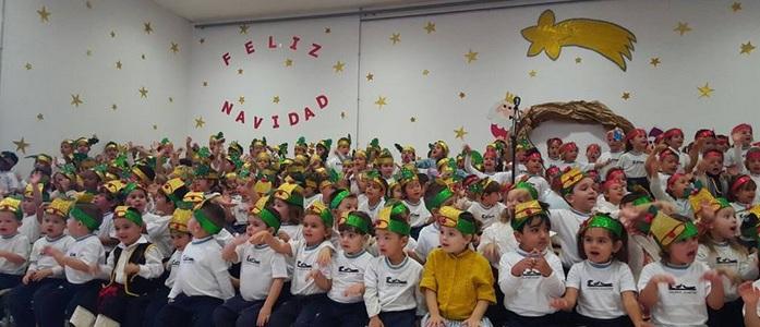 Festival Navidad de Educación Infantil Echeyde III