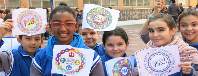 Celebramos el Día de la Paz