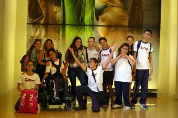 TVA visitó el Museo de la Naturaleza y el Hombre