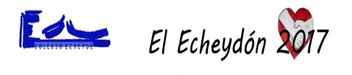 Echeydón 2017, el periódico del Colegio Echeyde III