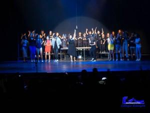 Clausura del IX Festival de la Canción Echeyde
