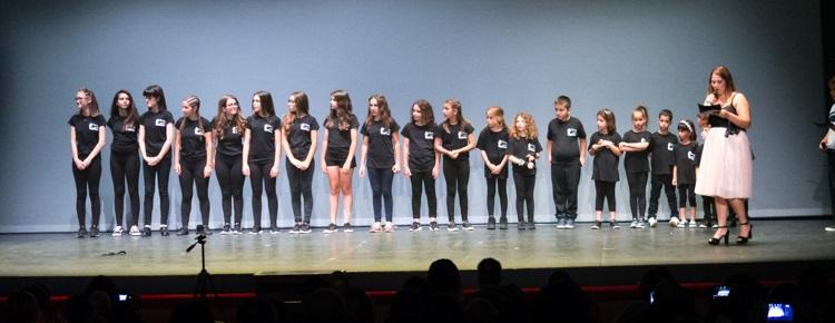 El Teatro Guimerá acogió la IX edición del Festival de la Canción