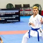 Echeyde Karate representó a España y obtuvo medalla