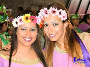 Gala de Elección Reina Infantil Tenerife. Danza Echeyde.