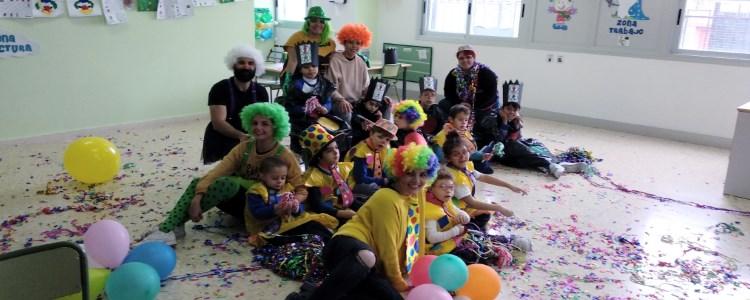 Carnaval de color en nuestro centro de Santa Cruz