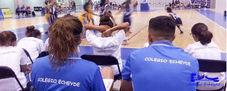 Echeyde participa en la ACB Kids Cup