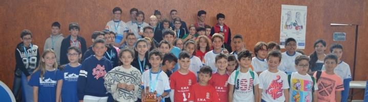 Final de Ajedrez por equipos